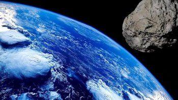 ¿que paso con el meteorito que tenia que impactar hoy contra la tierra?