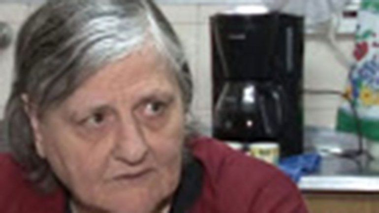 Golpe al corazón: su nieto quedó grabado robando su caja de seguridad