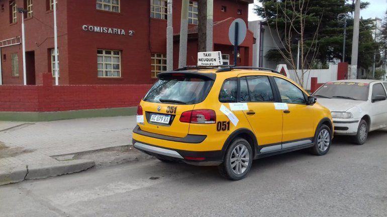 Al taxista de Neuquén le dispararon a quemarropa por la espalda