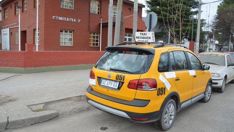 El taxista baleado continúa  grave y no hay detenidos