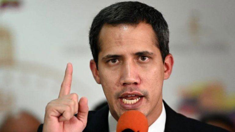 Juan Guaidó dijo que secuestraron a dos de sus custodios