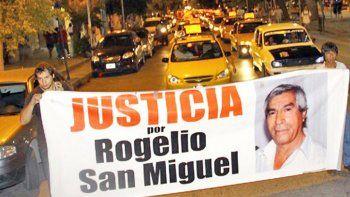 taxistas marcharan por el centro a 8 anos de la muerte de san miguel