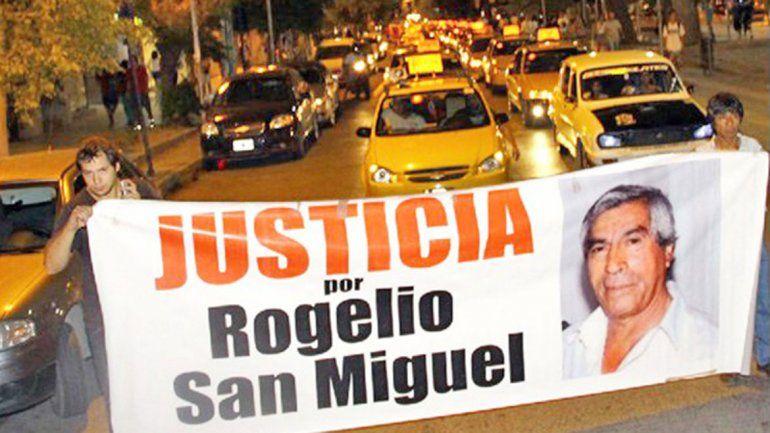Taxistas marcharán por el centro a 8 años de la muerte de San Miguel