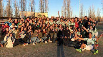marabunta vencio a trelew y es el campeon regional
