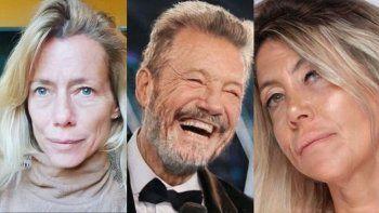 el furor por las arrugas y las canas:  #faceapp lleno las redes de memes y fotos de famosos envejecidos