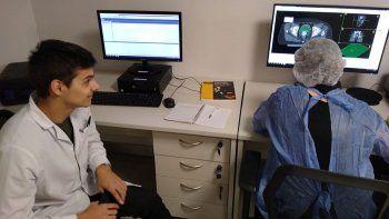 cancer ginecologico: el coi aplico una tecnica inedita en la patagonia