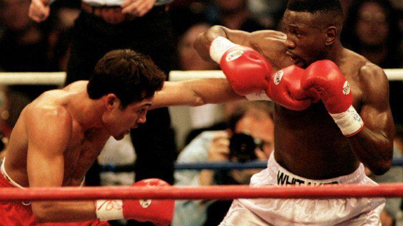 Muere ex campeón mundial de boxeo tras ser atropellado en Estados Unidos