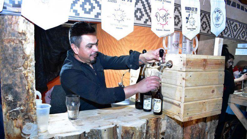 El sabor de la cerveza artesanal cautivó al norte de la provincia