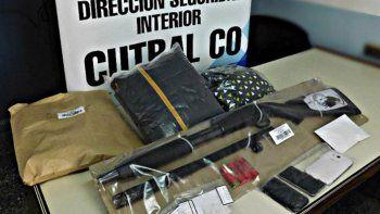 detuvieron a tres hombres por dos robos en cutral co