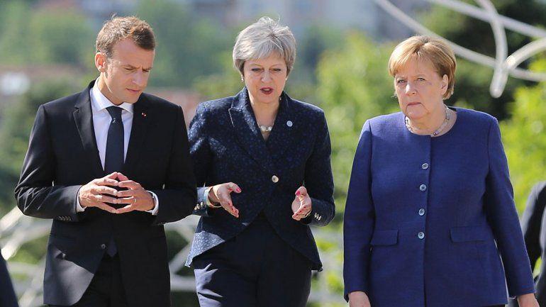 Los europeos buscan salvar el acuerdo con los iraníes