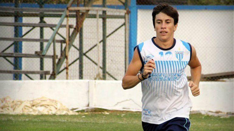 Cipo confirmó el séptimo refuerzo: Cristian Fornillo