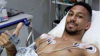 un futbolista del botafogo tuvo un paro cardiaco en la practica