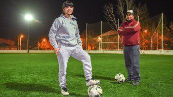 mirta y claudio, una confluencia de amor y futbol
