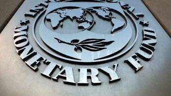 Imagen de archivo del logo del Fondo Monetario Internacional en la sede del organismo en Washington, Septiembre 4, 2018. REUTERS/Yuri Gripas/