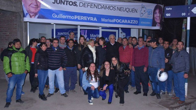 Pereyra les marca la cancha a las empresas de otras provincias
