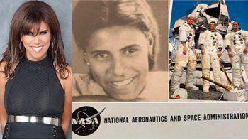 anama y la nasa intercambiaron cartas por la llegada a la luna