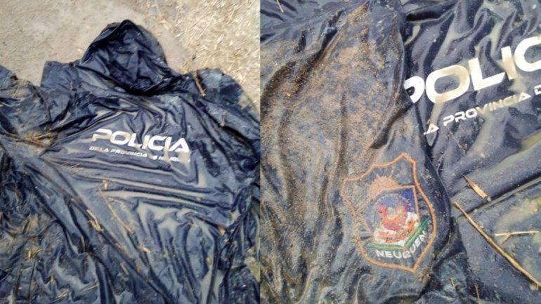 Una campera de la policía provocó un desborde cloacal