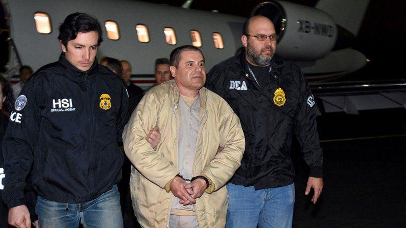 El Chapo Guzmán pasará el resto de su vida preso
