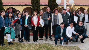 anuncian aportes para economias sociales de diez localidades