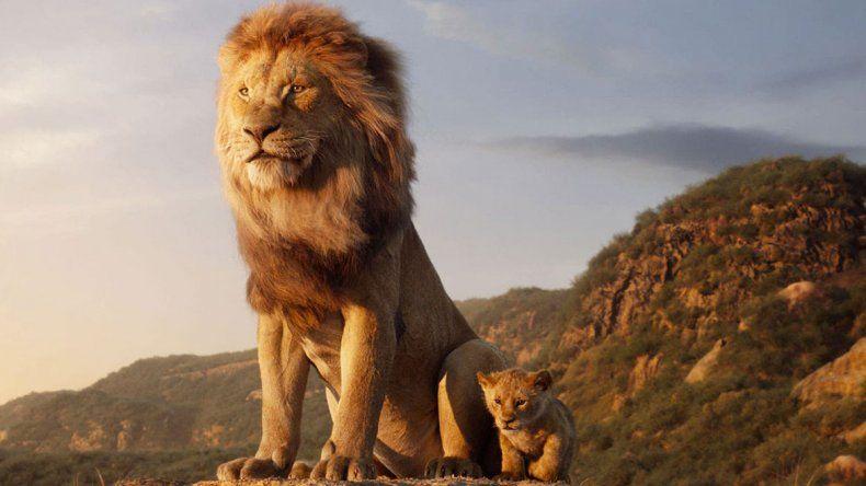 El Rey León vuelve a rugir en una remake de las más esperadas