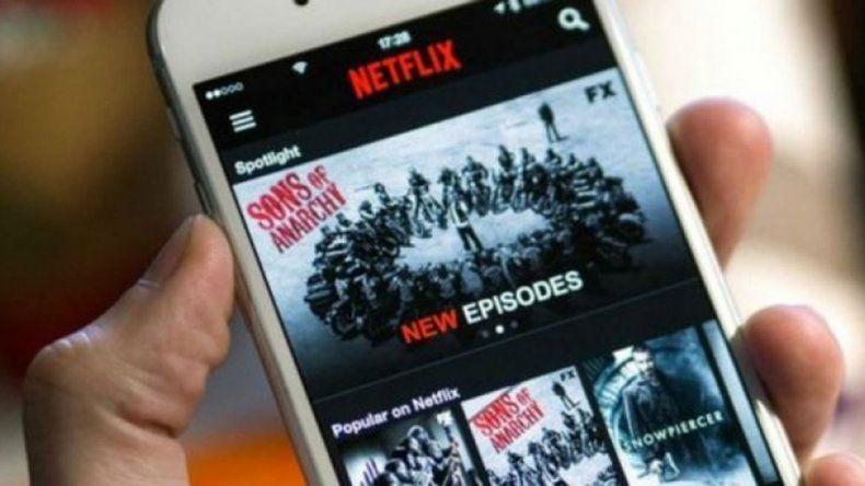 Lanza un plan de suscripción de Netflix exclusivo para Smartphones