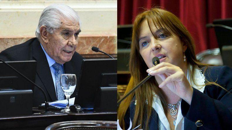 Neuquén y Río Negro se pelean en el Senado por ser capital del canotaje