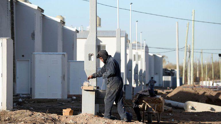 Alcanza para 700 casas la mejora de la recaudación