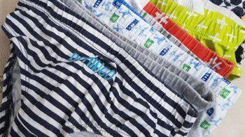 viral: descubrio que su hijo uso el mismo calzoncillo durante semanas