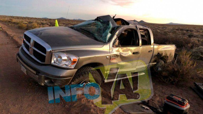 Una familia neuquina protagonizó un vuelco fatal en Mendoza