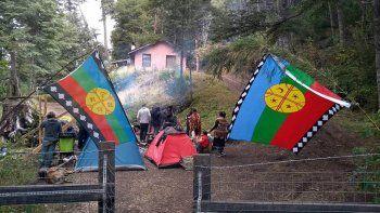 provincia rechazo reclamo de mapuches por tierras de ginobili