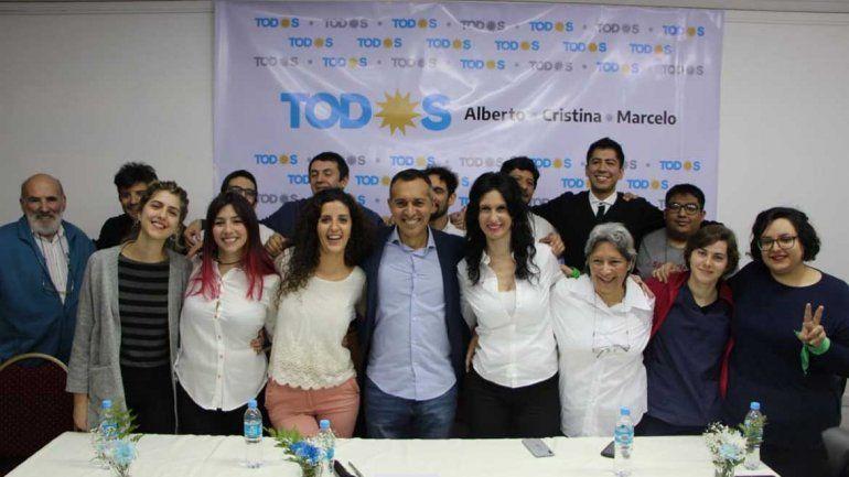 La lista representa la esperanza y la fuerza, dijo Zúñiga