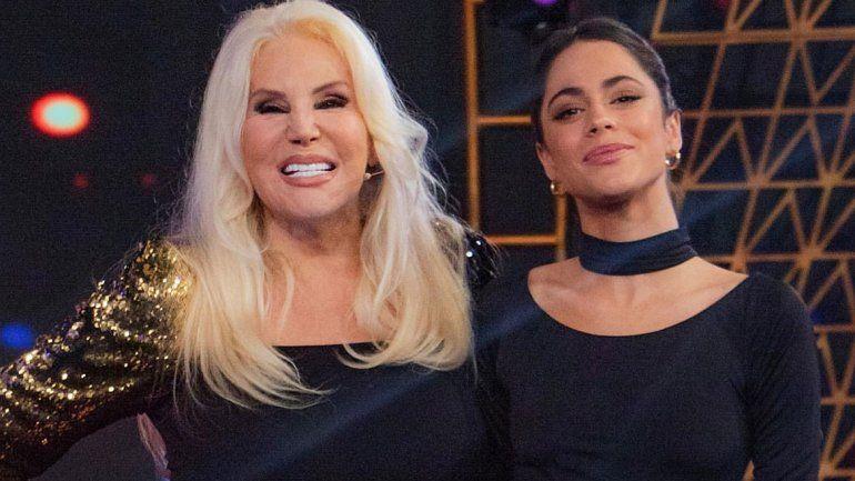 Tini y Yatra le darán la exclusiva a Susana Giménez
