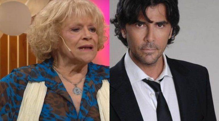 Una famosa actriz atacó a Fardín y defendió a Juan Darthés