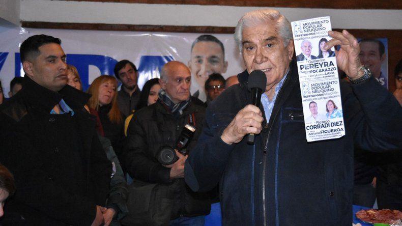 Pereyra quiere que Rincón se adelante al boom petrolero