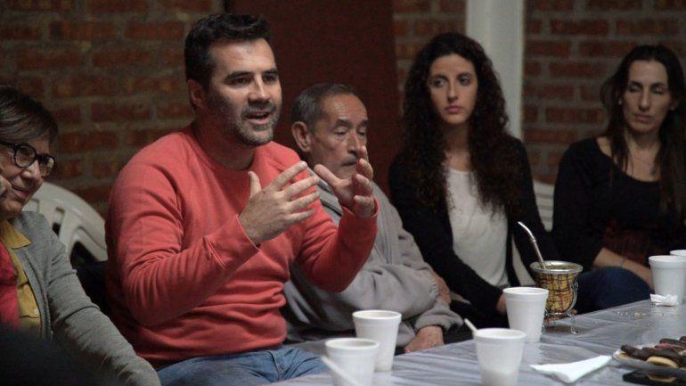 Darío Martínez: Los jubilados hoy no la están pasando bien