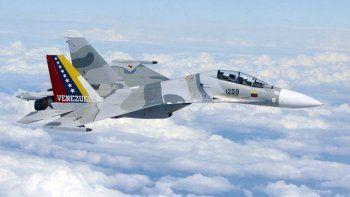 ee.uu. denuncio el acoso de un avion militar de venezuela