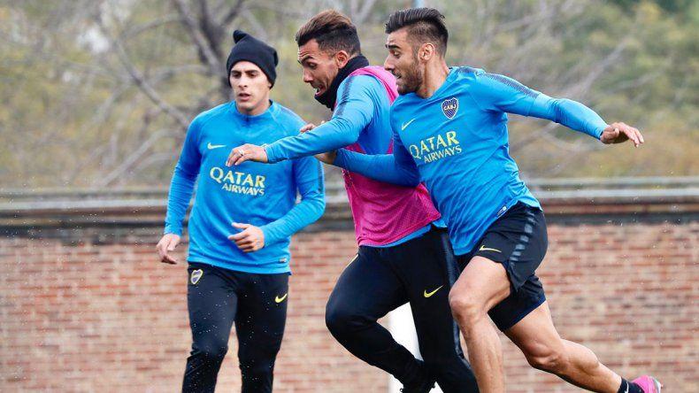 Boca viaja a Brasil sin el Pipa y con Carlitos fuera del 11
