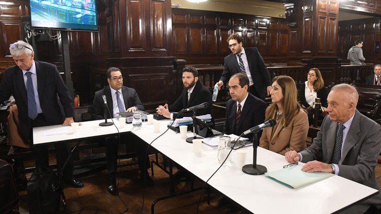 Caso Pérez Volpin: la anestesista apuntó contra el endoscopista