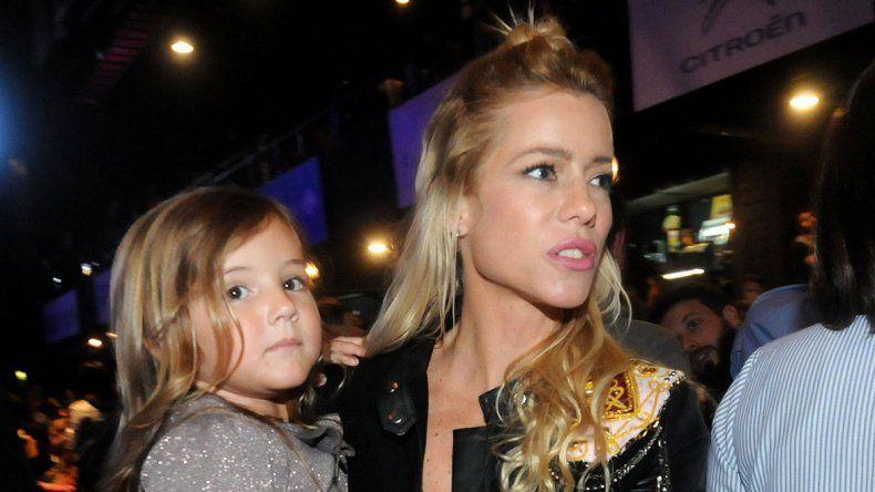 Nicole, furiosa con Mica por gritarle a sus hijas