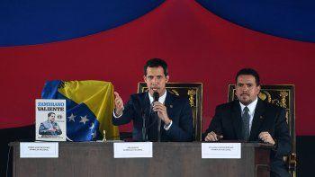 el parlamento de venezuela aprobo pedir ayuda militar