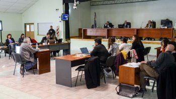 escuelita vi: penas de hasta 11 anos para los nueve acusados