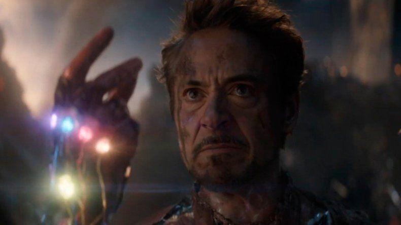 Mirá la escena jamás vista de Avengers: Endgame