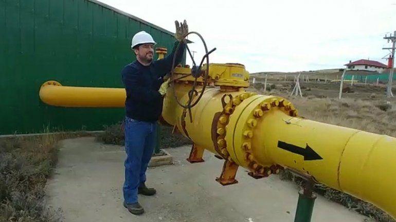 El shale gas de Vaca Muerta se exportará en firme