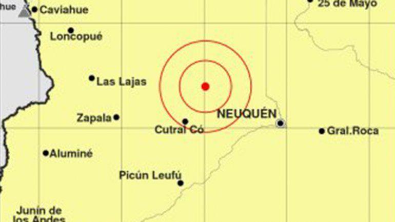 Un nuevo sismo volvió a sacudir a Sauzal Bonito esta madrugada