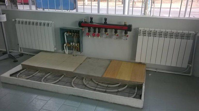 Cada vez más neuquinos optan por el sistema de calefacción por agua