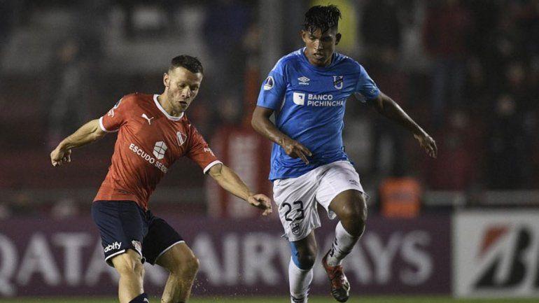 Sudamericana: el Rojo busca el pasaje a cuartos