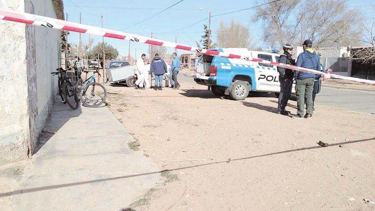 Conocido narco de Cutral Co fue asesinado a balazos