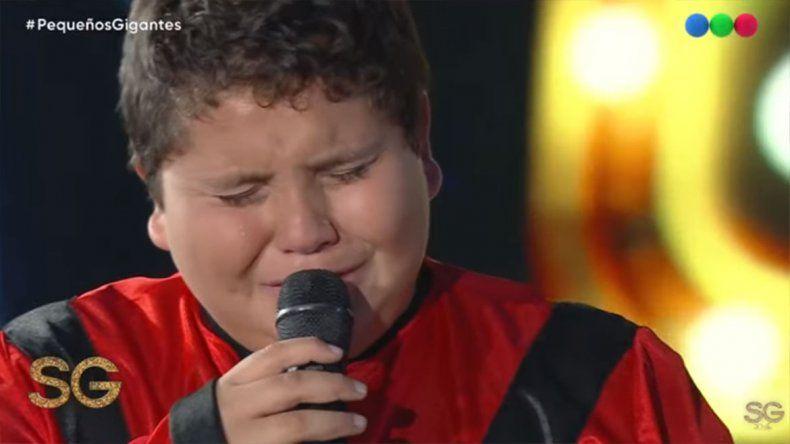 El conmovedor mensaje contra el bullying que llevó un niño al reality de Susana