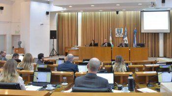 se renueva la mitad del concejo deliberante