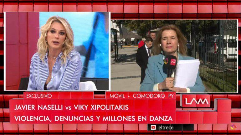 Yanina Latorre sobre Xipolitakis: Vicky mintió toda su vida